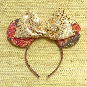 Accessories - 3 styles Autumn/ Fall Mickey ears